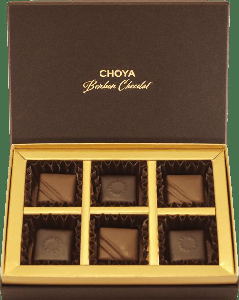 チョーヤボンボンショコラ商品画像