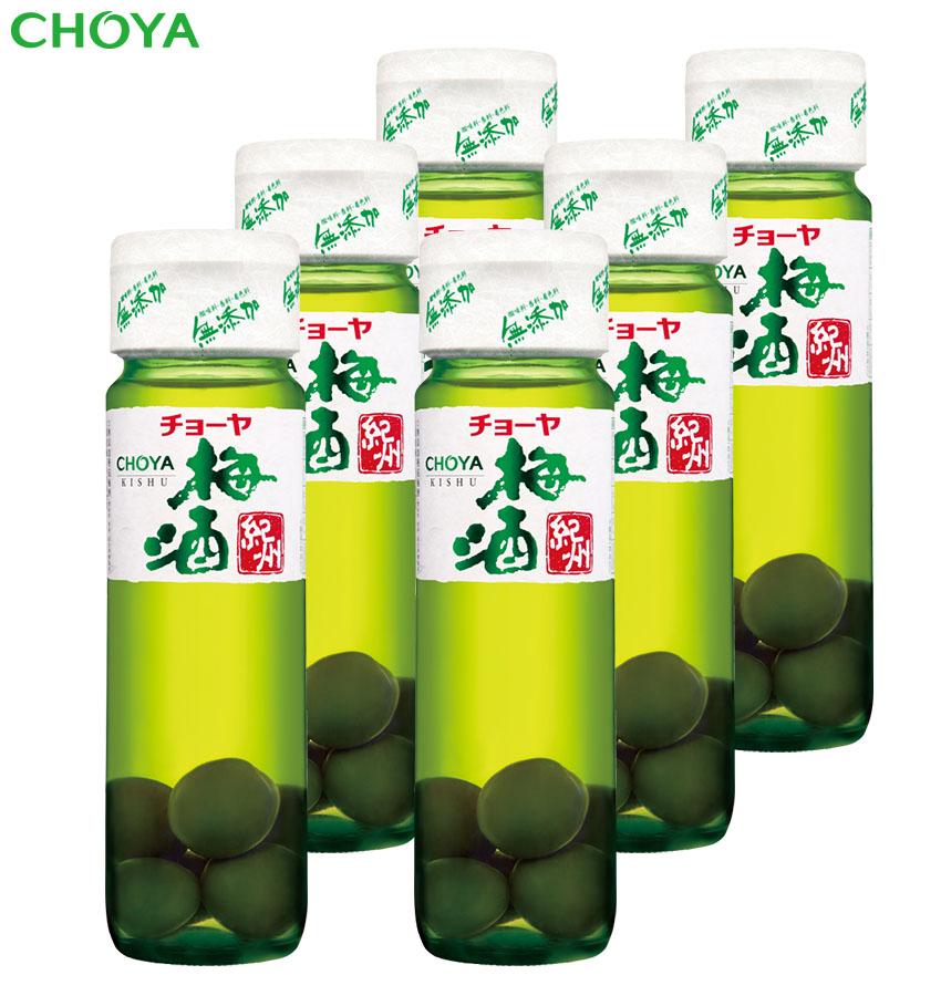 画像1: チョーヤ 本格梅酒 『 紀州  720ml×6本』 (1)